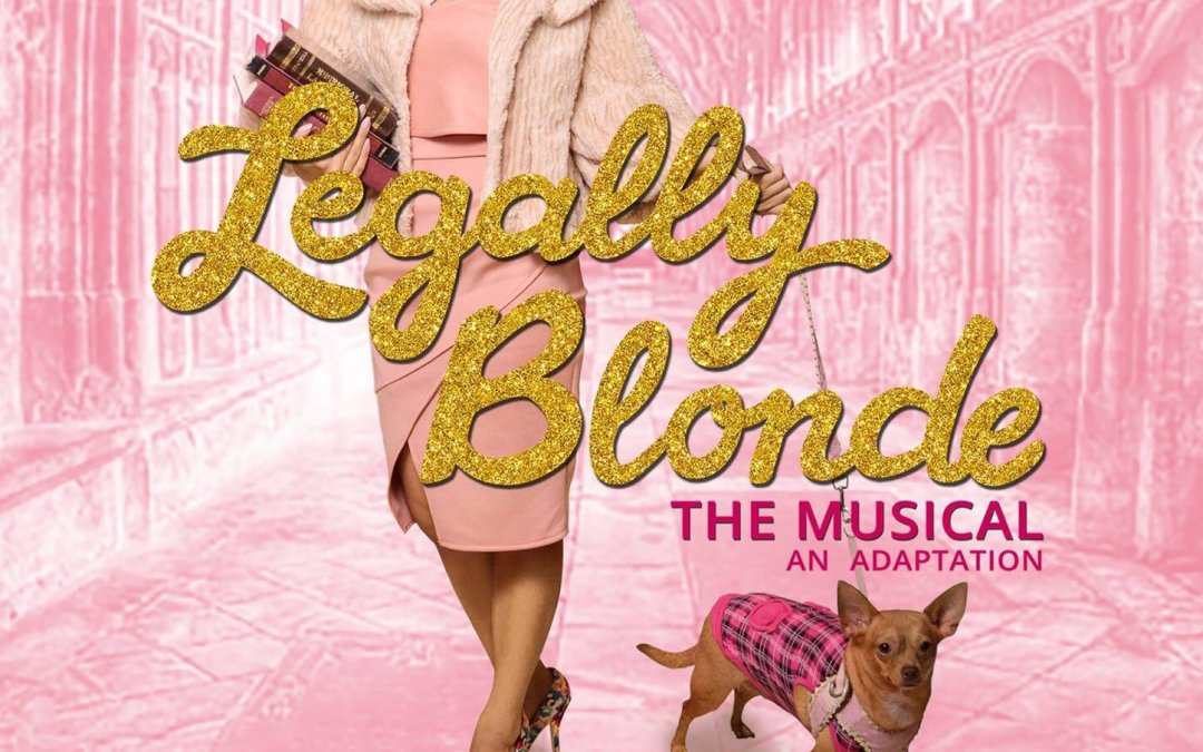 Beautiful Legally Blonde the musical prod by Mediartrix at UST Sampaloc Manila Philippines