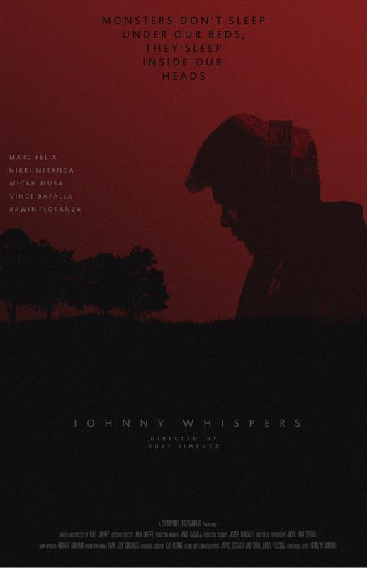 Johnny Whispers Film At The Ichill Manila International