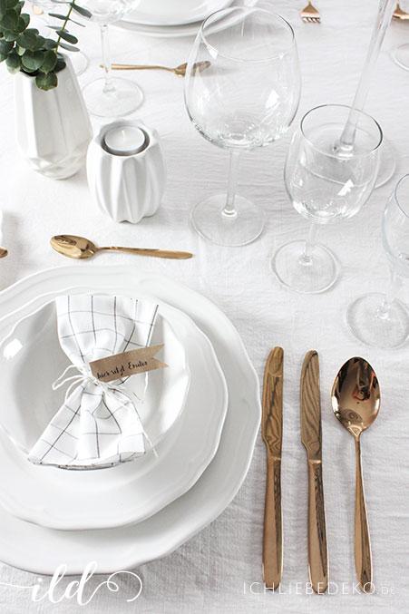 Tisch Eindecken So Geht S Richtig Leckerde Tisch Klassisch