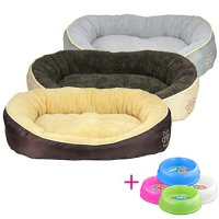 XL-L-M-S-Hundebett-Katzenbett-3-tolle-Farben-0   Ich liebe ...