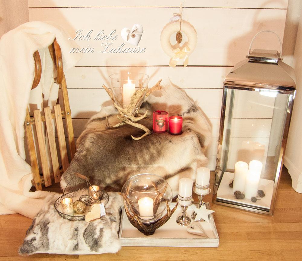Weihnachtsdekoration Im Alpenstyle, Teil 2 » Ich Liebe