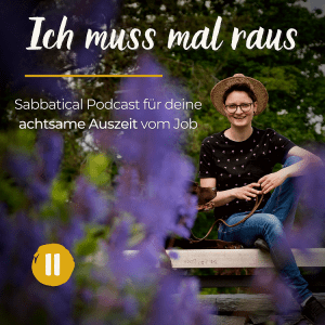 Ich muss mal raus Podcast Cover