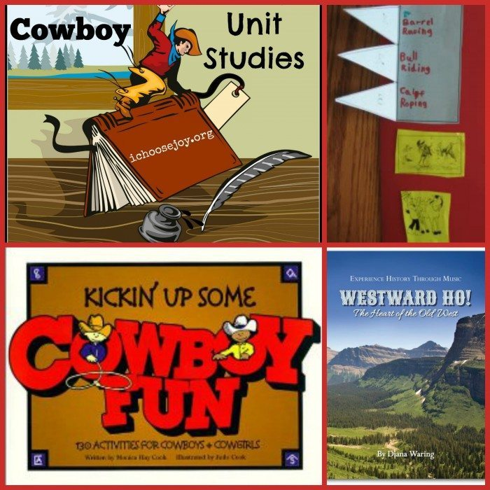 Cowboy Unit Study