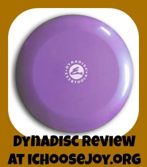 Review of Exertools DynaDisc Balance Cushion