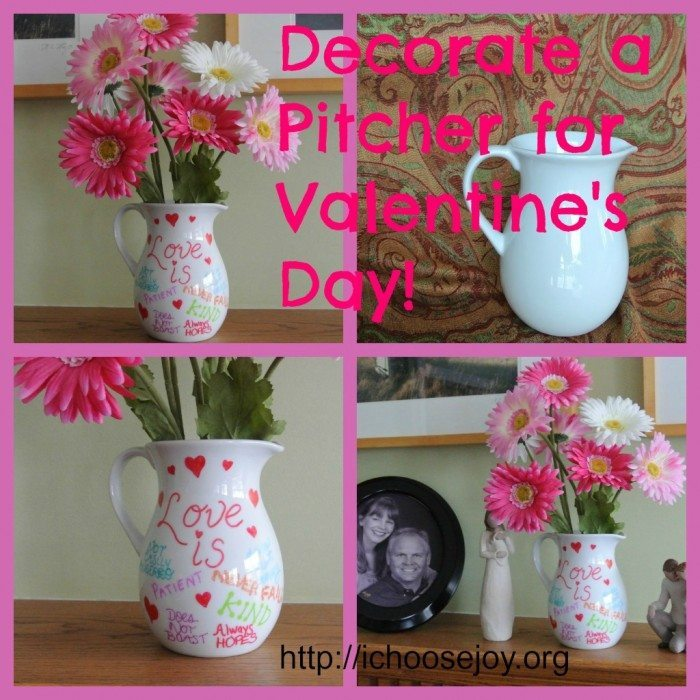 Valentine's Pitcher final
