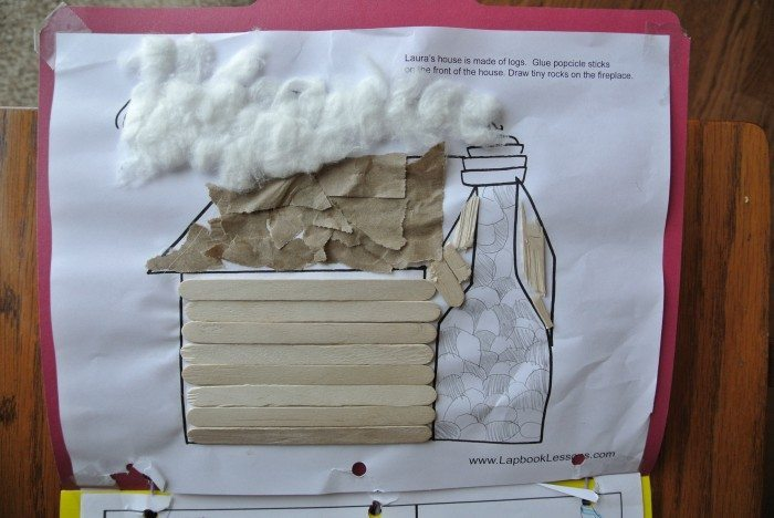Little House Lapbook 005