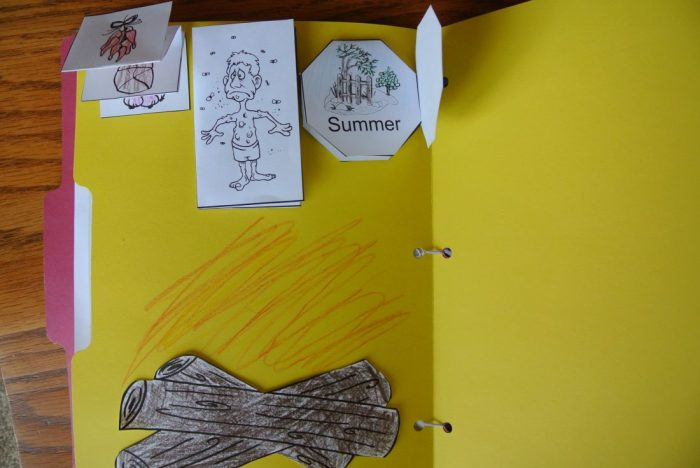 Little House Lapbook 007