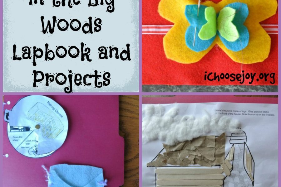 Projects for Little House in the Big Woods