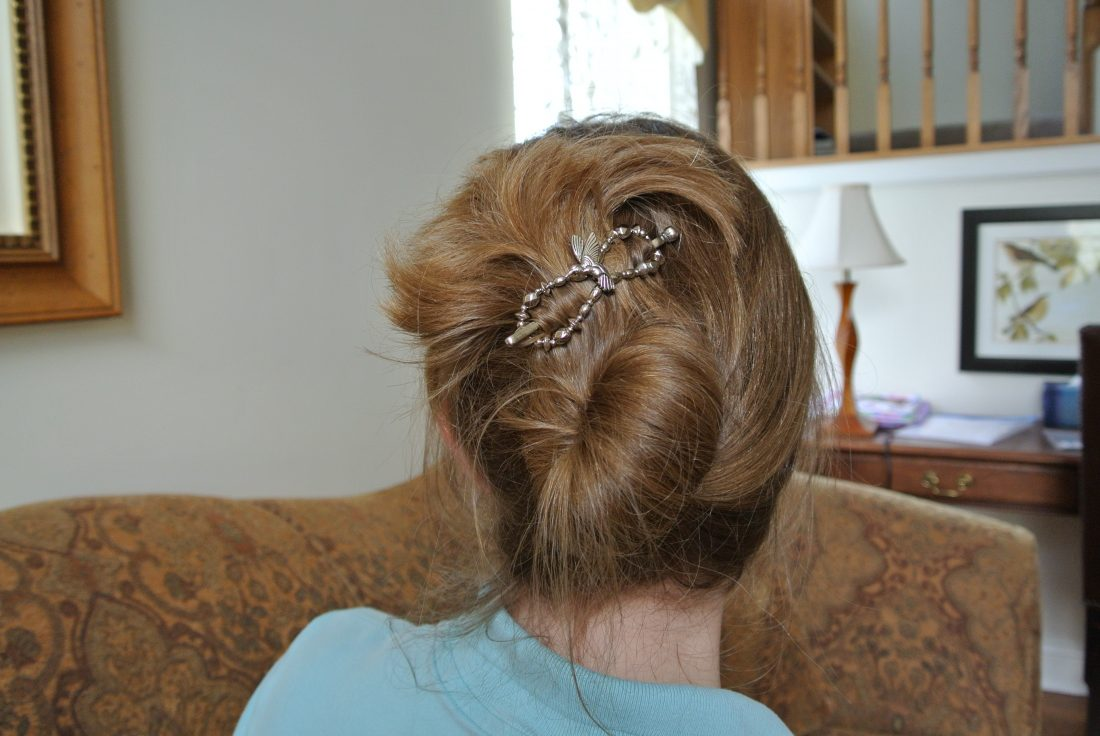 Review of Lilla Rose Flexi Hair Clip