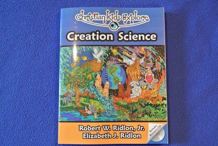 Christian Kids Explore Creation Science 002