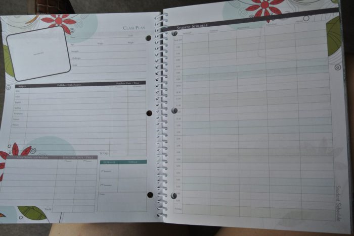 Fourth of July Well-Planned Day Planner 081