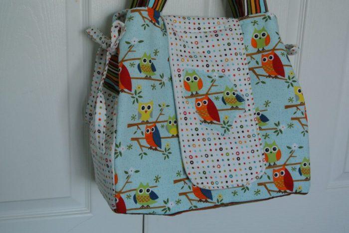 Owl Bag 002