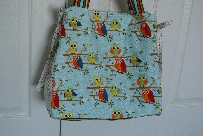 Owl Bag 004