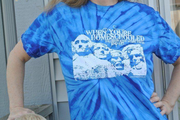 Ant Farm, Homeschool T-Shirt 019