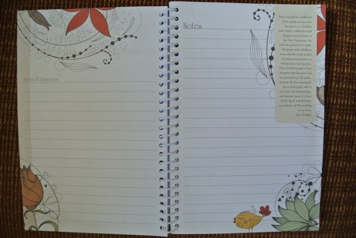 Easy Canvas & Well Planned Day Student Planner 012