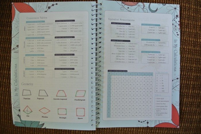 Easy Canvas & Well Planned Day Student Planner 013