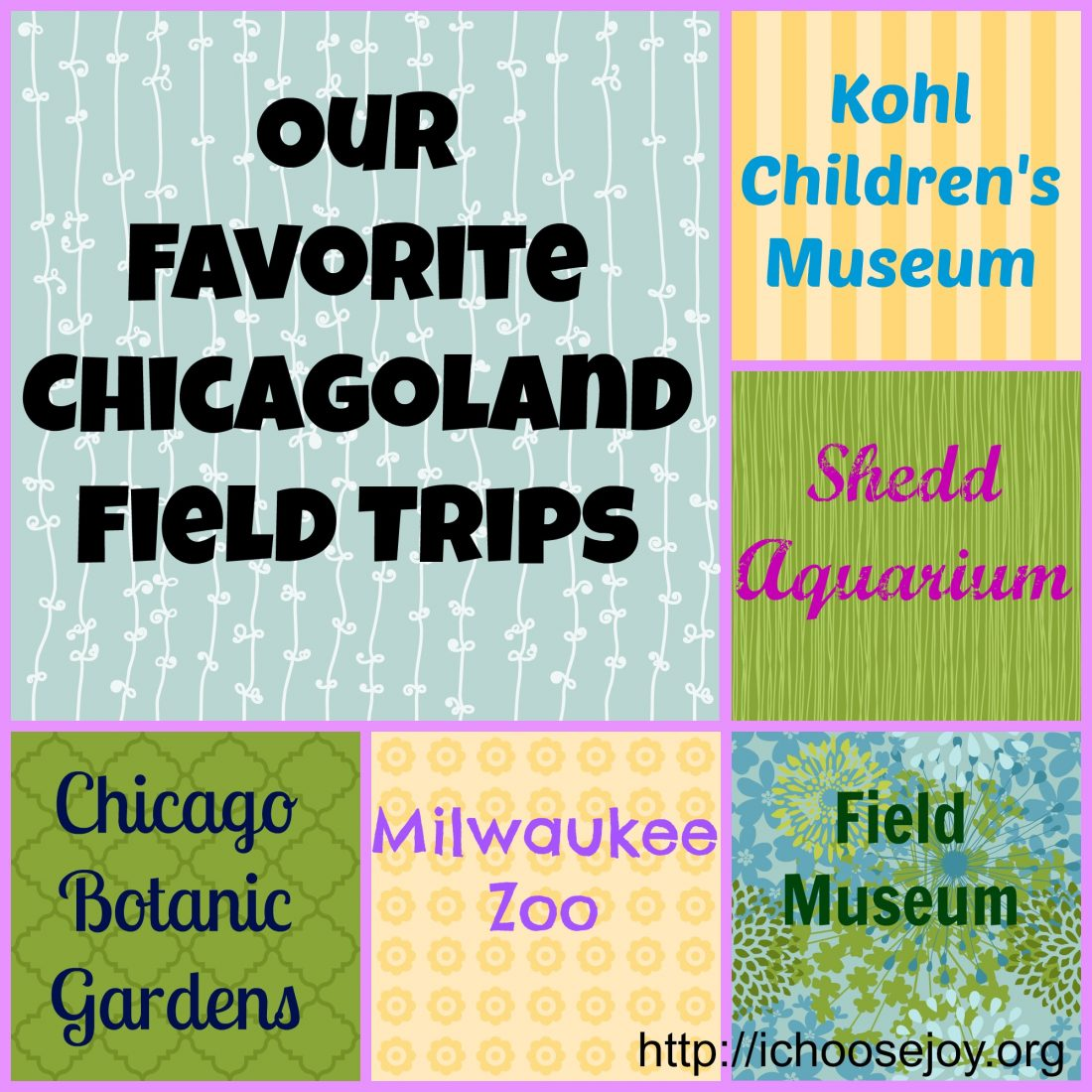 Our Favorite Chicagoland Field Trips