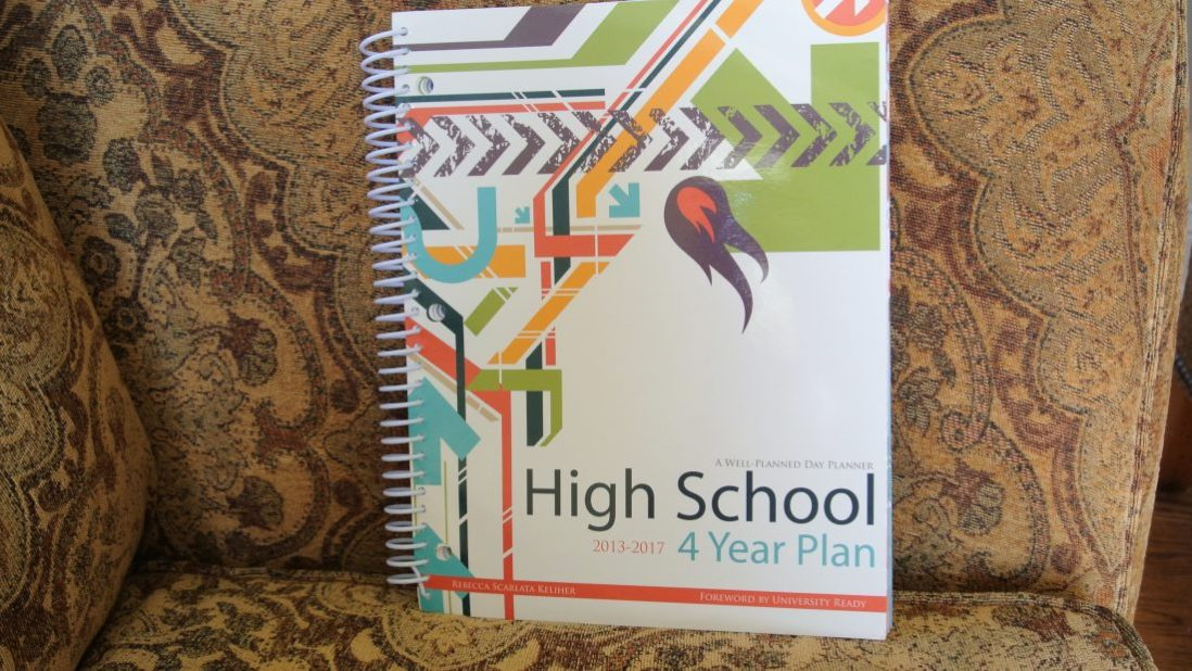 Review of 4-Year High School Planner