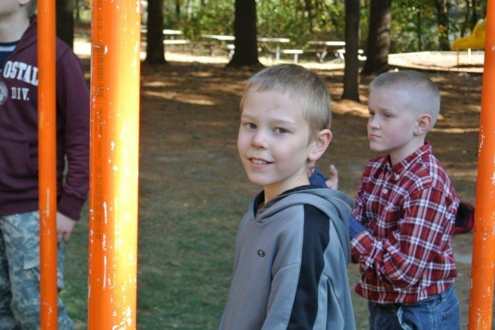 Father Son Camp 046