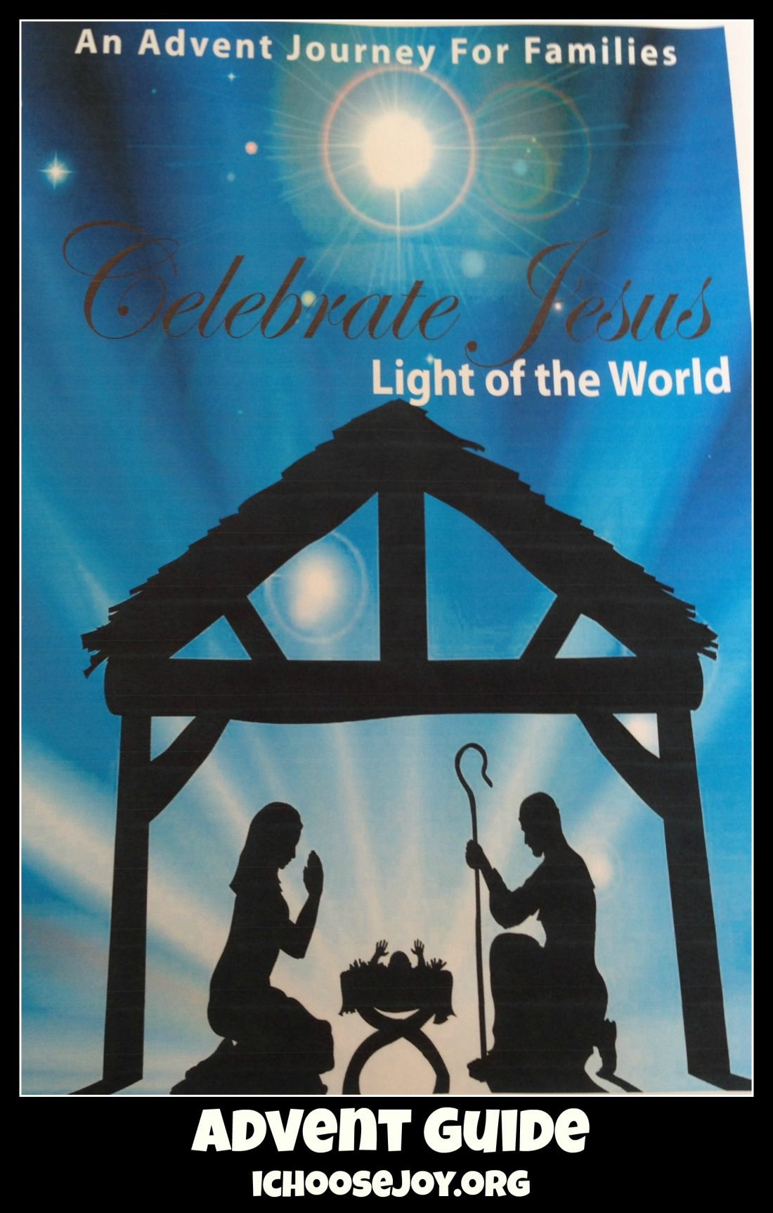 """Review of """"Celebrate Jesus: An Advent Journey For Families"""""""