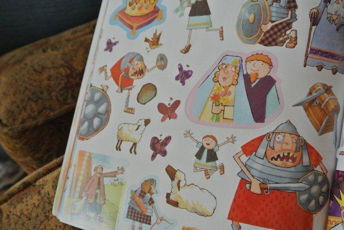 Joseph and David Sticker Books 006