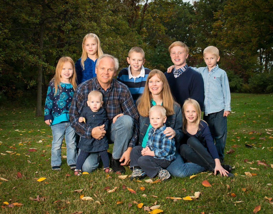 Mayo Family Portraits
