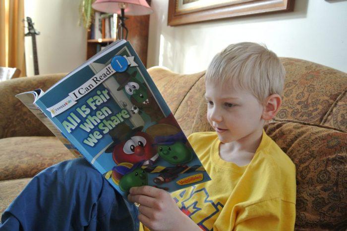 Veggie Tales readers 008