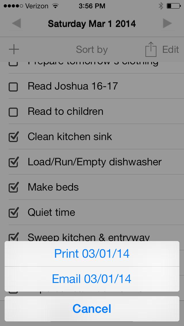 Motivated Moms iOS App 031