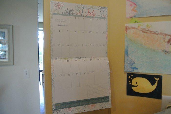 HEDUA Wall Calendar 001