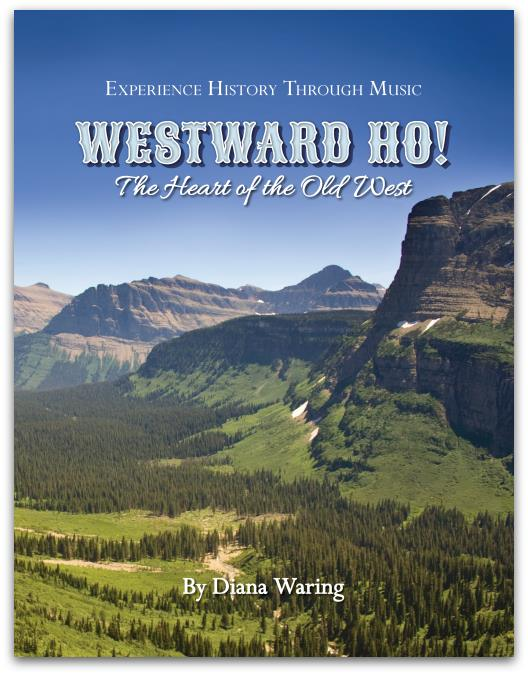 Diana Waring Westward Ho