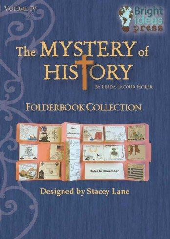 Mystery of History 4 Folderbooks
