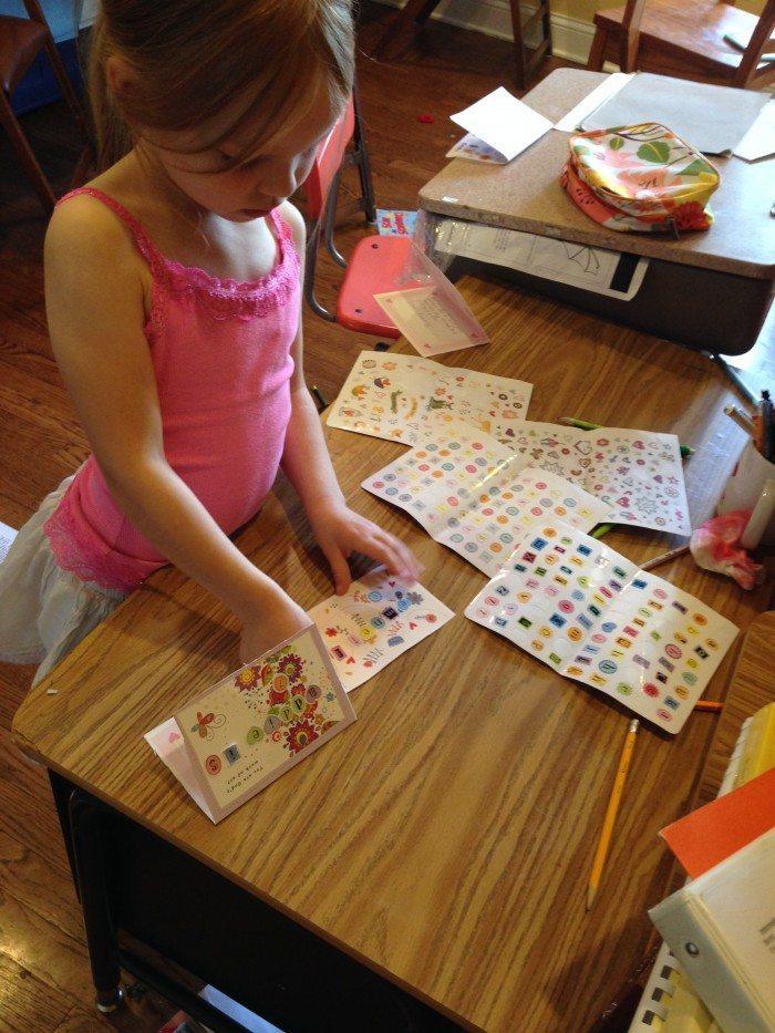 Sticker book 018
