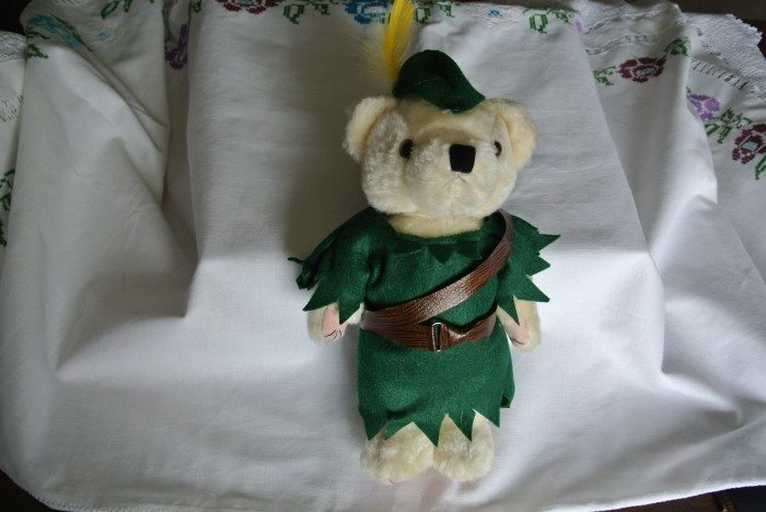 Robin Hood Show Bear tutorial 002