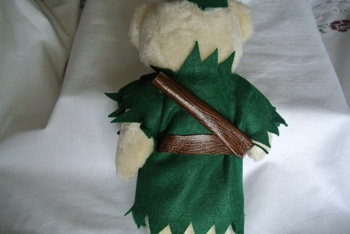 Robin Hood Show Bear tutorial 004