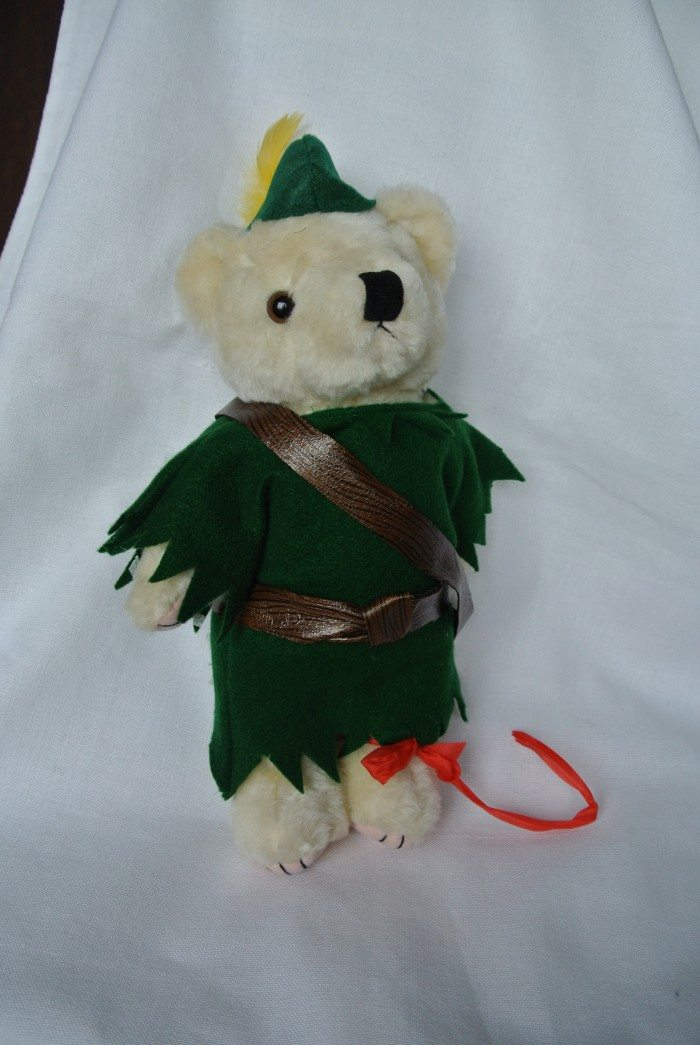 Robin Hood Show Bear tutorial 032