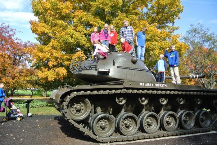 Field Trip to Cantigny First Division Museum