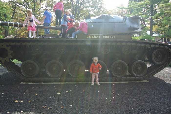 Cantigny Tanks and Military Museum 009