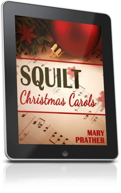 SQUILT Christmas Carols is a wonderful ebook curriculum to learn about Christmas carols with your kids! #christmasmusic #christmascarols #musicinourhomeschool #homeschoolmusic