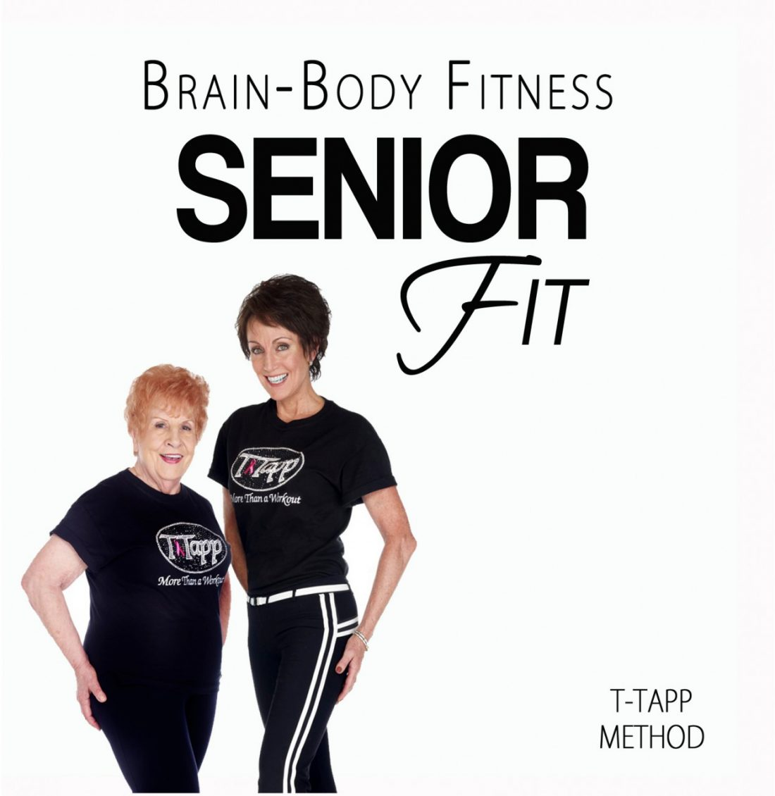 T-Tapp January Special: $10 off Senior Fit exercise DVD