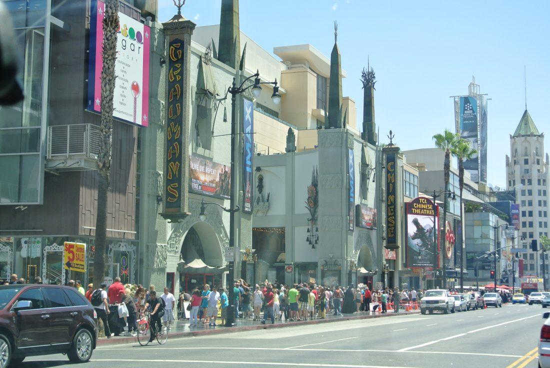 Vacation Scrapbook: Visiting Hollywood