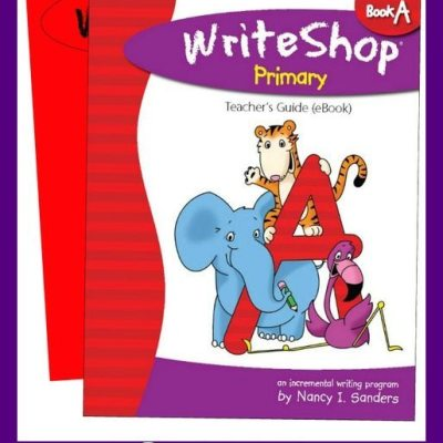 Review: WriteShop Primary Book A