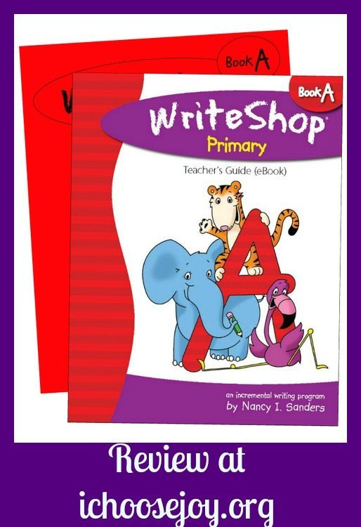 WriteShop Primary A Review