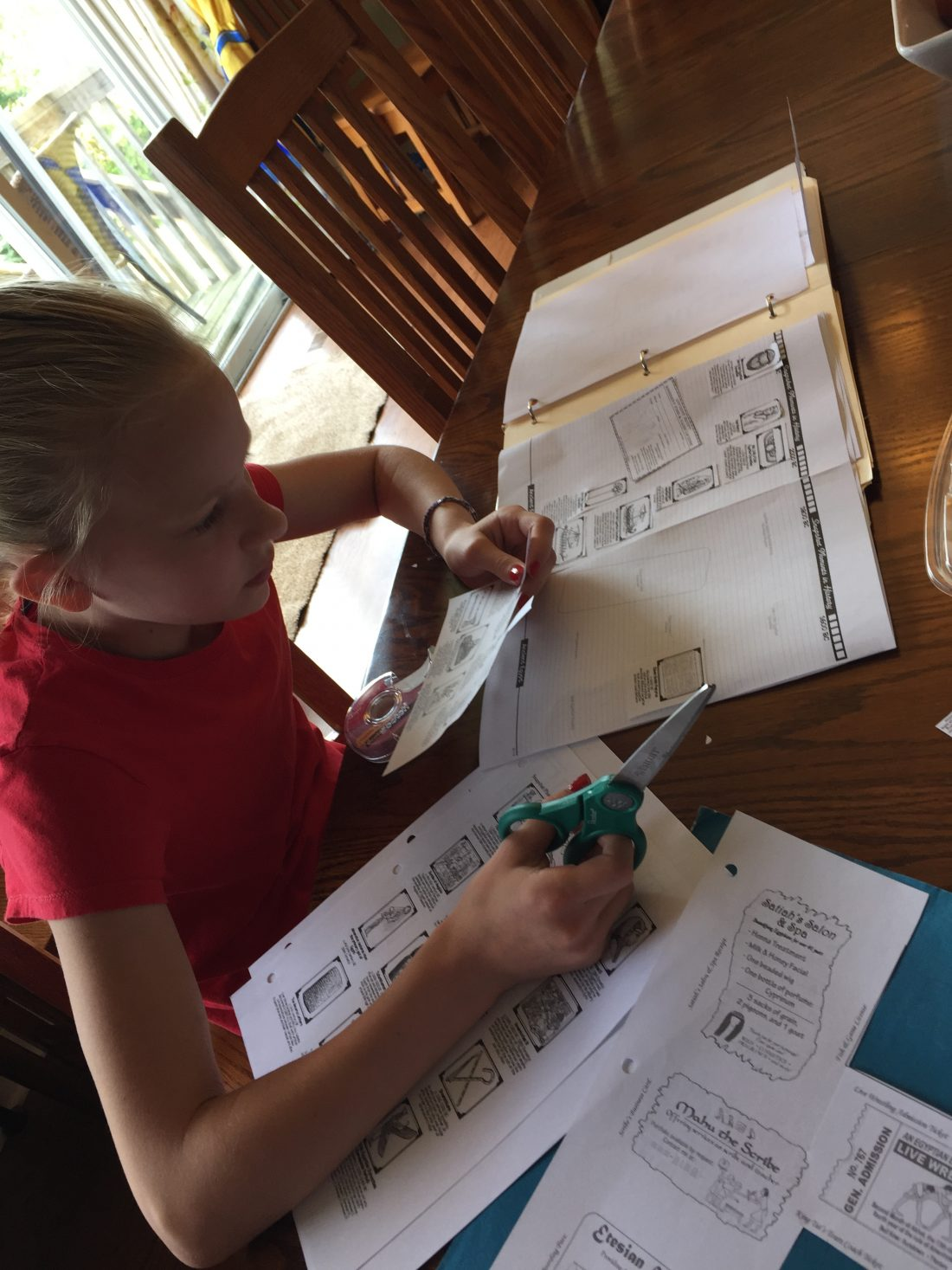 Review: Home School in the Woods Ancient Egypt study