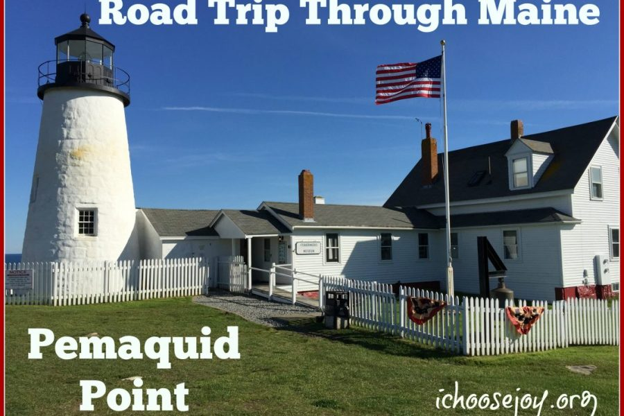 Road Trip Through Maine: Boat Tour and Pemaquid Point #maine #mainevacation #roadtripthroughmaine #familyvacation #ichoosejoyblog