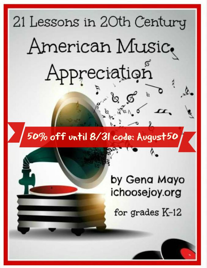 21 Lessons in 20th Century American Music Appreciation cover August sale