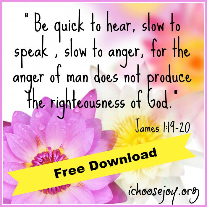 Homeschool Verse James-1-19-20 Free Download. 2015-16 Homeschool Curriculum & Schedule for preschool, elementary, middle school, and high school! What we're using for math, science, language arts, foreign language, writing, phonics, spelling, art, music, and more! #homeschool #homeschoolcurriculum #homeeducation #ichoosejoyblog