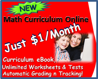 Giveaway: Self-Grading Online Math Curriculum (limited price only $12/year!)