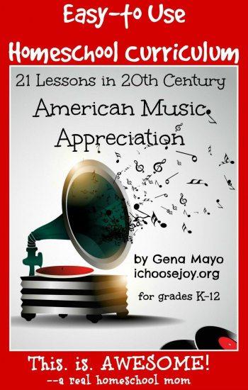 21 Lessons American Music Appreciation