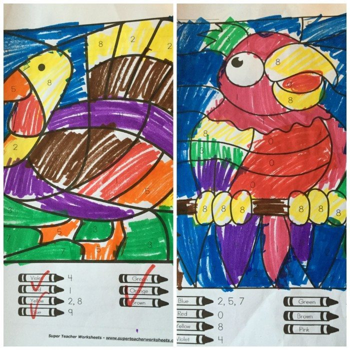 Super Teacher Worksheets coloring