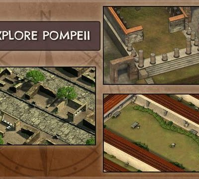 Review: Roman Town app from Dig-It! Games